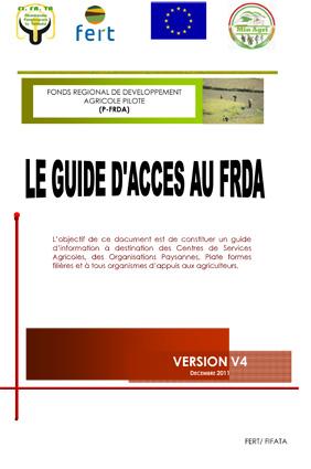 Fert guide d'acces au FRDA