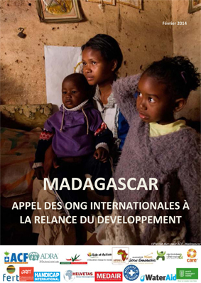 Fert - Plaidoyer 16 ONG Madagascar
