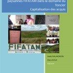 Fert MDG Fifatam Capitalisation Foncier