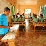 MDG classe college