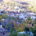 ALB Voskopoje vue sur le village