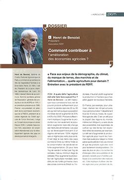 Revue PCM Henri de Benoist