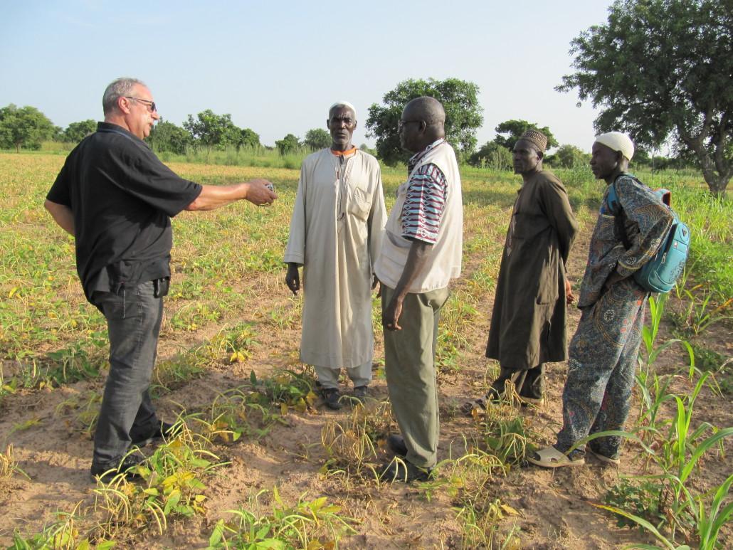 Agriculteurs rencontres services